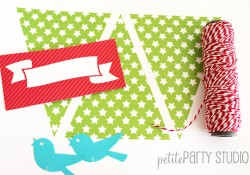 DIY Holiday Tree Placecards